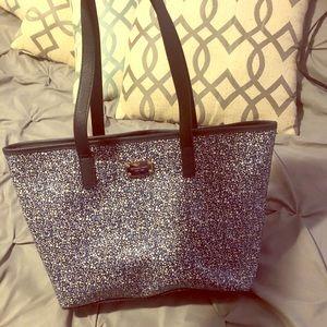 Floral Michael Kors Shoulder Bag
